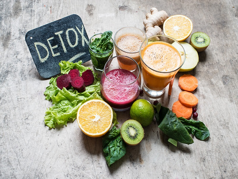 Detox Diets – Indeed an Effective Way to Stay Fit and Overcome Other Health Problems