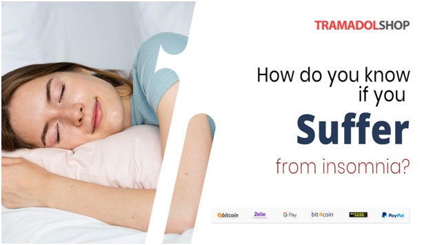 How do you know if you suffer from insomnia?