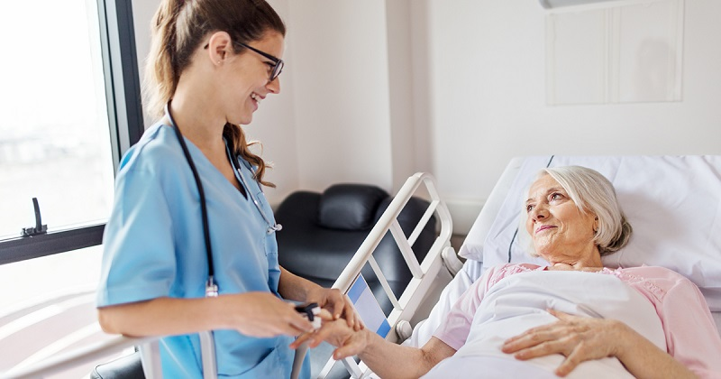 Why Nursing care is important
